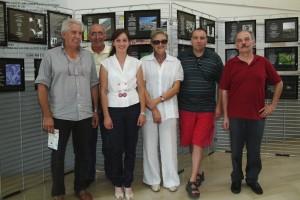 Foto di gruppo con l'Assessore alla Cultura Paolo Rossi e alcuni nostri soci
