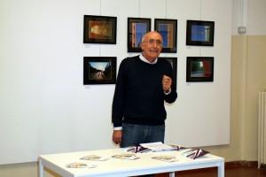 Il saluto del Presidente del fotogruppo Effeotto Giuseppe Gironi
