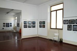 Allestimento sala 1