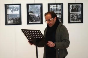 Marco Bonanomi attore e regista della Bottega del teatro