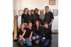 Il laboratorio teatrale del fotogruppo Effeotto La Bottega del Teatro