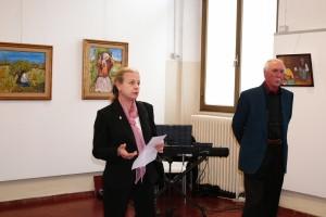 L'intervento del Sindaco e Assessore alla Cultura Giovanna De Capitani