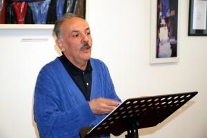 La presentazione di Sergio Viganò