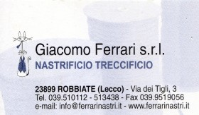 http://www.ferrarinastri.it