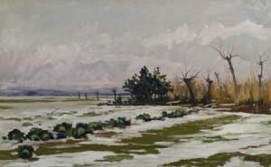 1983 Cavoli sotto la neve