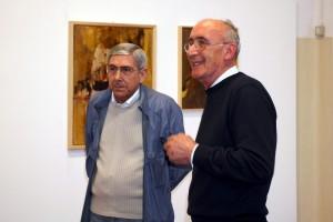 Il Vicesindaco Salvatore Krassowsky e il Presidente Giuseppe Gironi