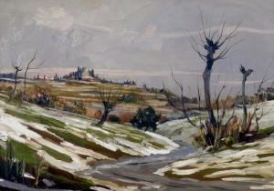 Ultima neve a Montevecchia