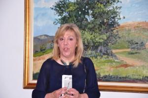 Il ricordo dell'ex allieva Patrizia Canola