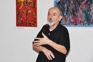 Il fotografo Sergio Viganò