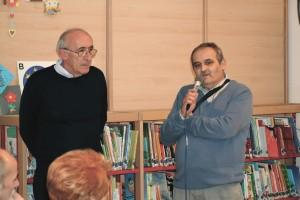 Il saluto del Presidente del Foto Club Airuno Alfredo Meregalli