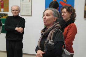La coordinatrice infermieristica della CRA, Riccardina Ponzoni