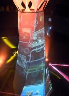 Colonna di luce