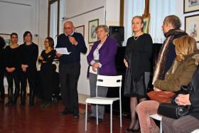 Giuseppe Gironi, Marina Sisti, Giovanna De Capitani e Giovanna Caraacciolo