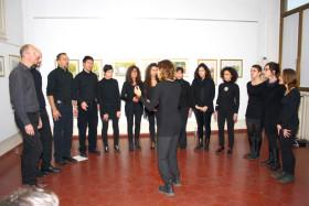 """Coro """"The Locomovettes & that Guy"""" dieretto da Cecilia Fumanelli"""