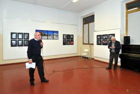 Il saluto del Presidente del fotogruppo Giuseppe Gironi