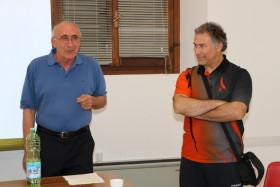 Il saluto di Giuseppe Gironi Presidente del fotogruppo Effeotto
