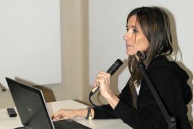 La Dottoressa Roberta Castiglioni