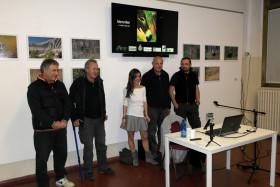 Carlo Cinthi, Claudio Torresani, Roberta Castiglioni, Luca Passoni e Fabrizio Zanzi