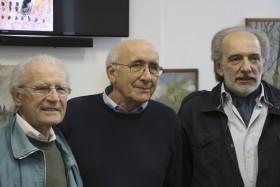 Giuseppe Salomoni, Giuseppe Gironi, Fernando Massironi
