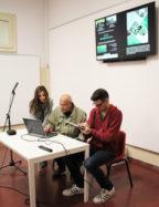Preparativi con il nostro socio Luca Passoni