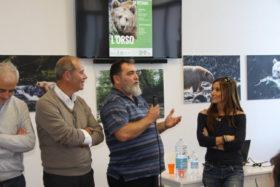 Massimiliano Orpelli racconta le sue esperienze nel fotografare gli orsi