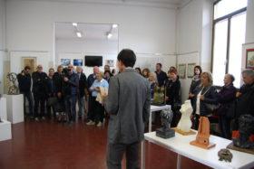 Lo storico dell'arte Luca Nava analizza e commenta le opere esposte